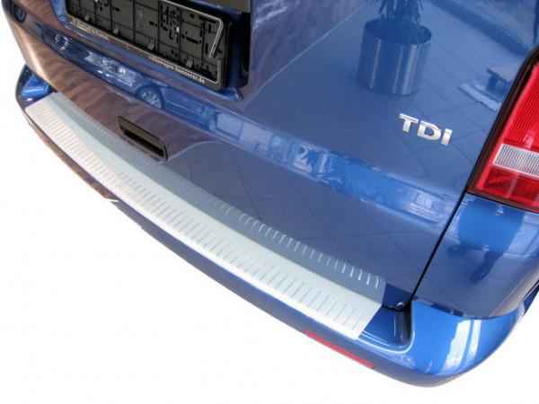 Ladekantenschutz mit Abkantung Alu ELOX für VW T5