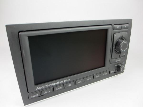 A6 RNSE RNS-E Navigationssystem Navi Plus 4B0035192P