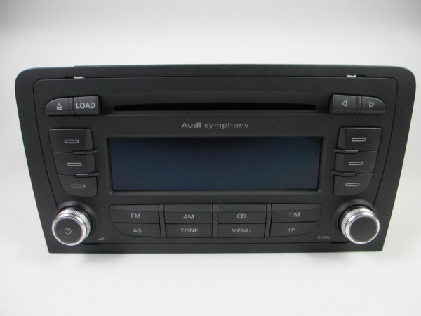 Audi A3 Radio Symphony 2DIN EU MP3 8P0035195G