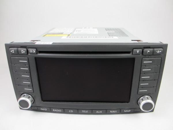 VW Navigationssystem MFD 2 T5 CD 7H0035191B