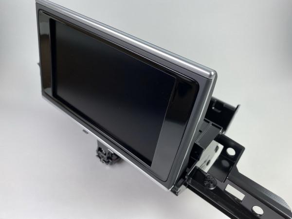 "Audi A6 A7 4G MMI High 8"" Display Bildschirm 4G0919607 inklusive Aufnahme 4G1919601R"