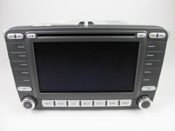 VW Navigationssystem MFD 2 DVD 1K8035198C