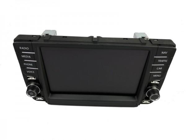 Anzeige- und Bedieneinheit mit 'Touch-Screen' für VW Navigationssystem Discover Pro 5G0919606