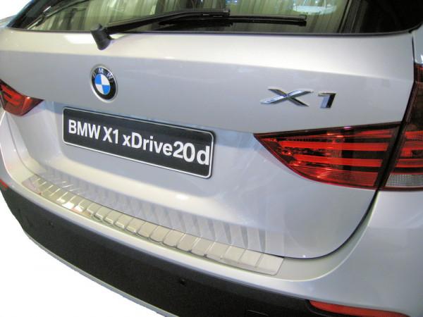 Ladekantenschutz Edelstahl BMW X1 E84