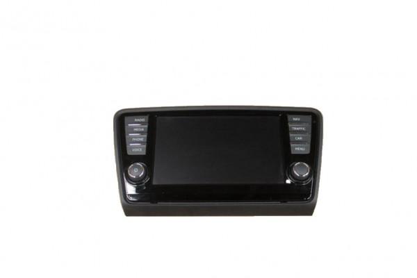 Skoda Anzeige- und Bedieneinheit mit Touch-Screen 5E0919606