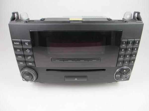 Mercedes VW CD Radio MF2790 Audio 20