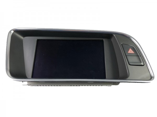 Audi Q5 MMI 3G HIGH 4F0919604 Display Bildschirm mit Blende