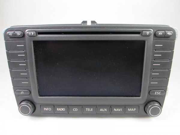 RNS CD VW Navigationssystem MFD II 1T0035194A