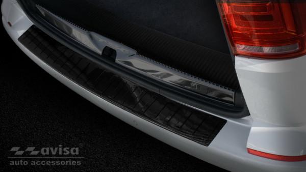 Ladekantenschutz Carbon Fiber GFK für VW T6 T6.1 #10623