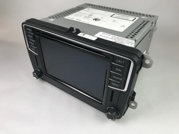 "Volkswagen 5C0035680F Navigationssystem ""Discover Media"