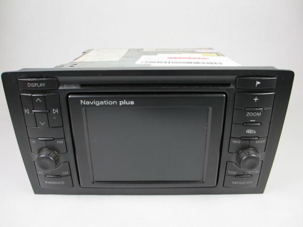 Audi A4 Navigationssystem Navi Plus 8D0035192D