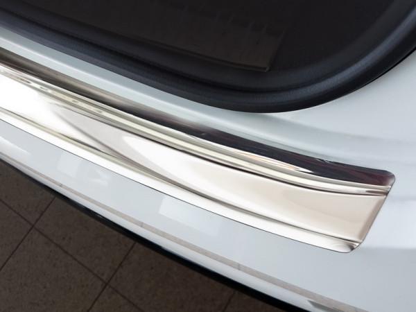 Ladekantenschutz Edelstahl hochglanz für Audi Q8 4M #10622