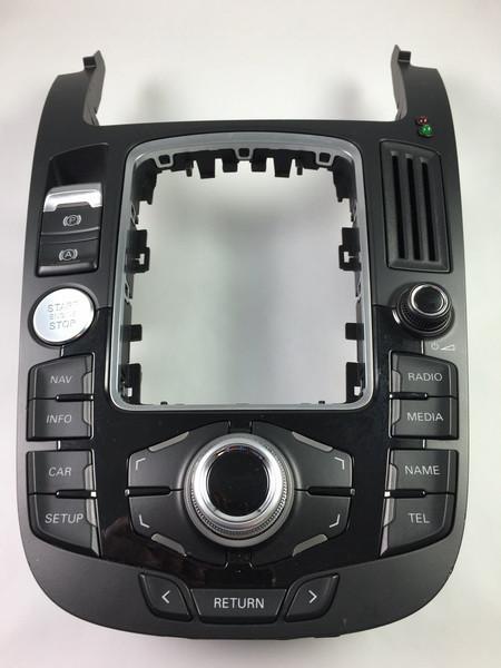 Audi Bedienungseinheit für Multimedia MMI 2G 8T0919609C WFX