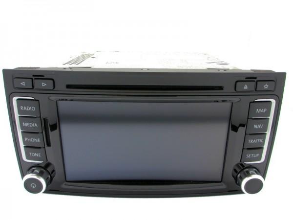 VW RNS510 7E0035686A RNS 510 Navigationssystem DAB