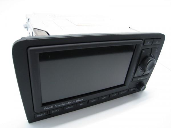 Audi A3 8P0035192X Navigationssystem RNSE