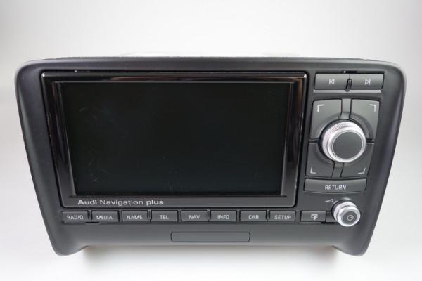 Audi TT 8J0035193E Navigationssystem RNSE