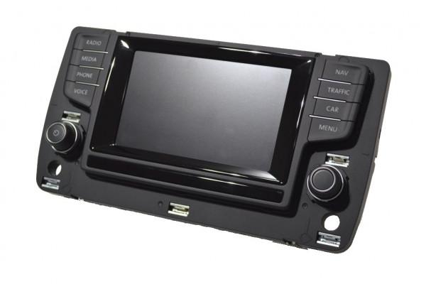 VW Anzeige Bedieneinheit für Infotainment Discover Media 5G0919605D