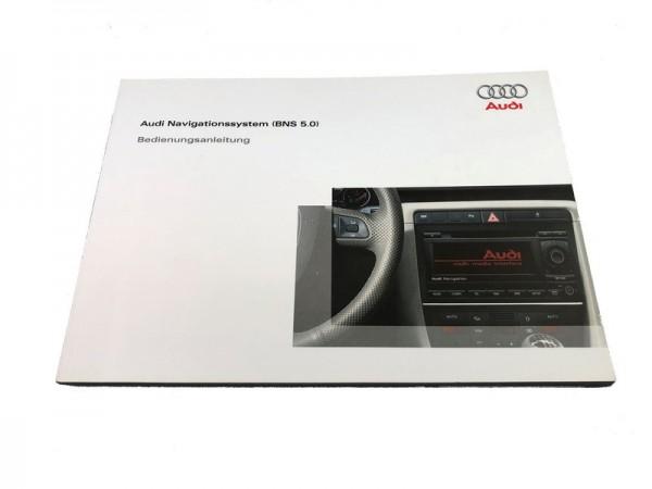 Bedienungsanleitung Audi Navigationssystem BNS 5.0 #2005