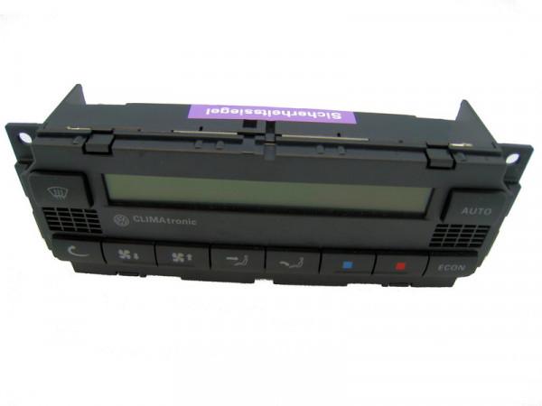 VW Temperatur Einstelleinheit Climatronic Klimabetätigung 3B7907044J