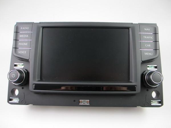 VW Anzeige Bedieneinheit für Infotainment Discover Media 3G0919605D