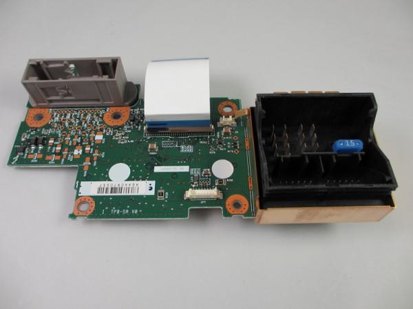 Quadlockplatine für Audi Navigationssystem RNS-E RNSE #SW10100