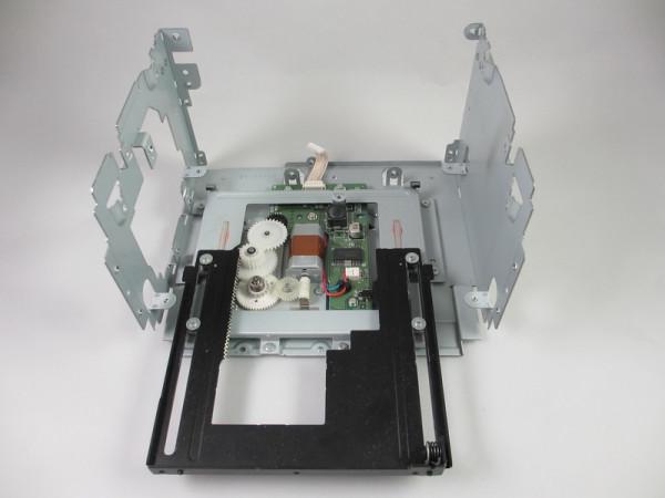 Transportschlitten für Audi Navigationssystem RNS-E RNSE