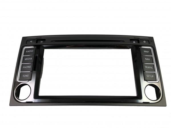 Frontblende für VW RNS510 RNS 510 Navigationssystem #20017