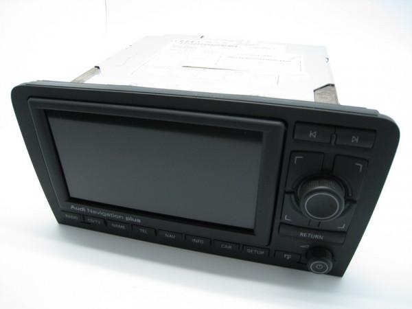 Audi A3 8P0035192L Navigationssystem RNSE RNS-E