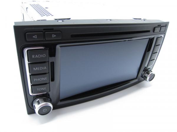 VW RNS510 7L6035680B Navigationssystem