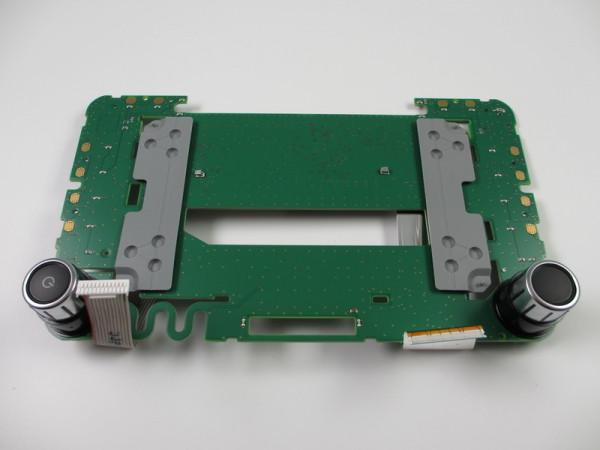 Frontplatine Bedienteil für VW RNS510 SW10105