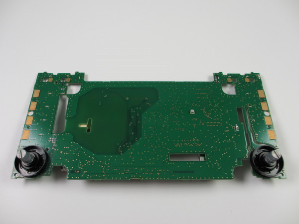 Frontplatine Bedienteil für VW RNS510 SW10106