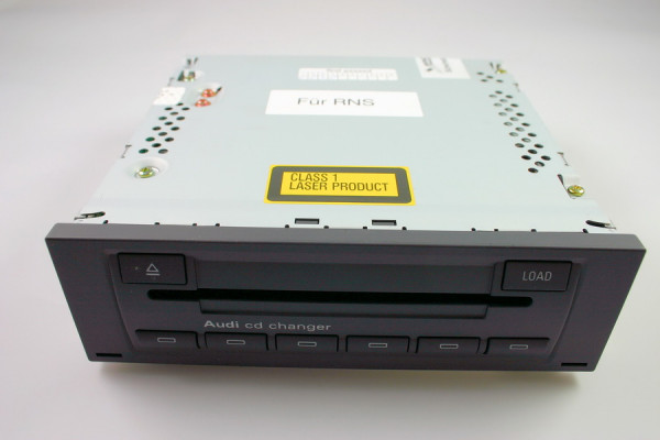 Audi CD-Wechsler DIN 8E0035111D