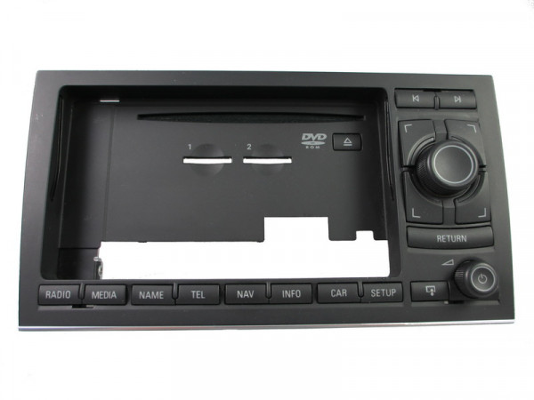Frontblende für Audi A4 Navigationssystem RNS-E RNSE #SW10031