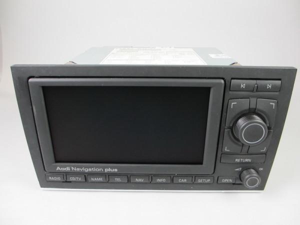 A6 RNSE Navigationssystem Navi Plus 4B0035192R