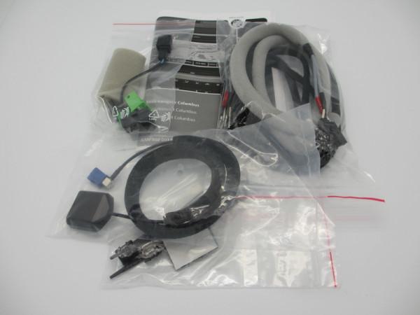 Kabelsatz für Volkswagen RNS510 Navigation Skoda COLUMBUS Nachrüstsatz + Mikrofon 3B0035711B