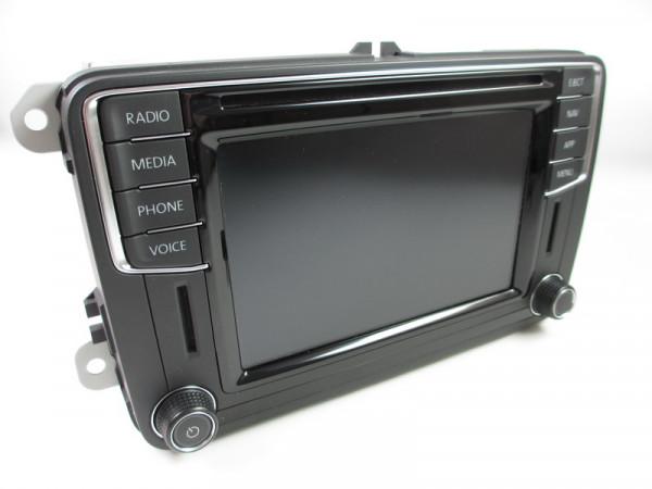 """Volkswagen 5C0035680G Navigationssystem """"Discover Media DAB"""