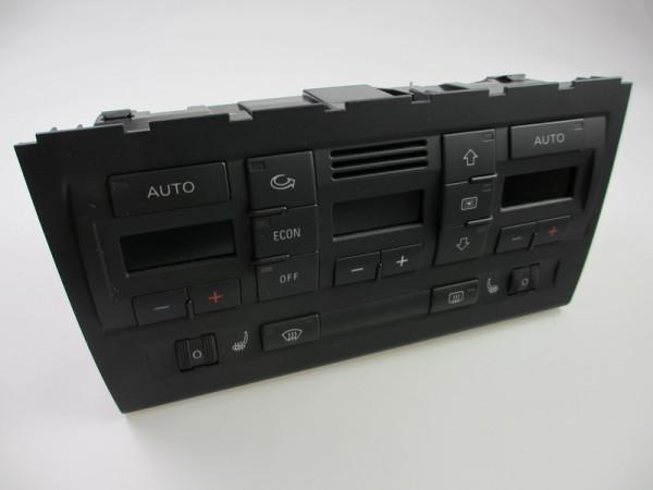 Audi A4 B6 Klimabetätigung/ Klimavollautomat 2DIN Einbau 8E0820043AM