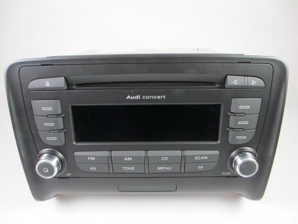 Audi TT Radio Concert 8J0035186E