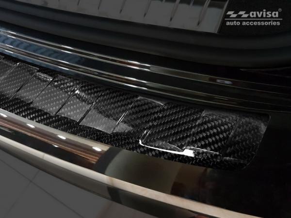 Ladekantenschutz Carbon Fiber GFK für Audi Q3 F3 #10616