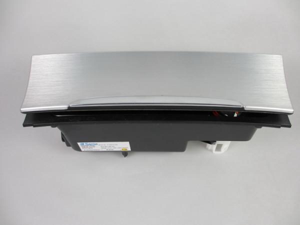 VW Passat 3C Alu Dekor Aschenbecher mit Deckel vorn 3C0864263A/C