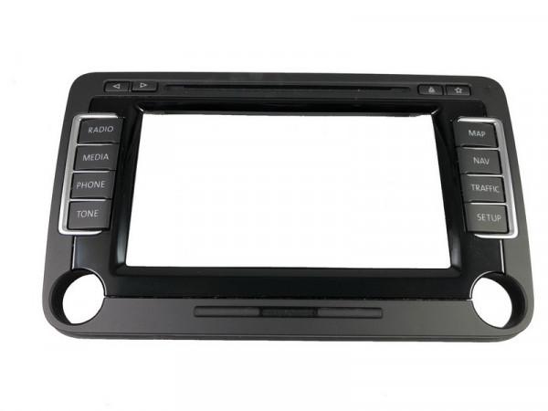 Frontblende für Volkswagen RNS510 Navigationssystem #SW10021