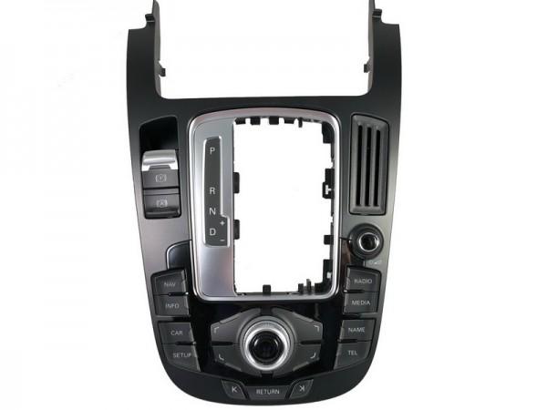 Audi Bedienungseinheit für Multimediasystem -MMI mit Joystick nero (schwarz) 8T0919609F WFX