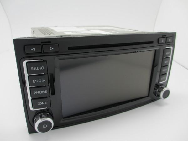 VW RNS510 7E0035680A Navigationssystem