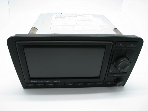 Audi A3 8P0035192Q Navigationssystem RNSE RNS-E