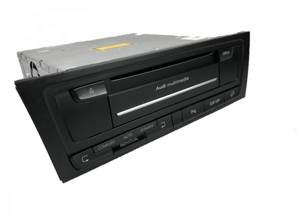 Audi Multimedia Main Unit MMI 3G HIGH 8T1035666