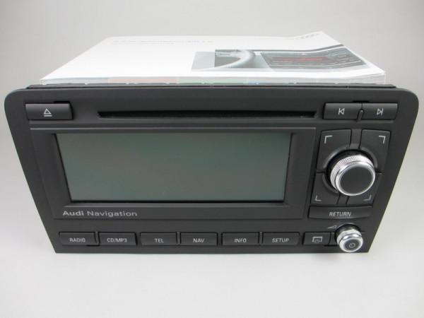 Audi A3 8P0035193E Navigationssystem BNS 5.0 RNSlow (Gebraucht)