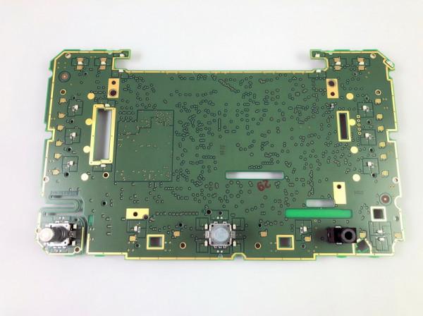 Frontplatine Displayboard Bedienteil für VW RNS315 RNS 315 #20048