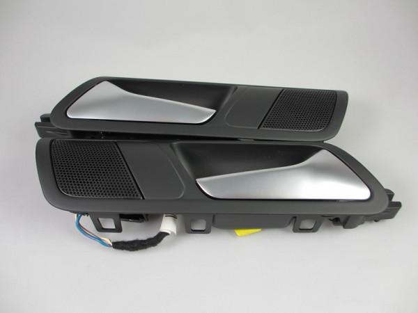 VW Passat 3C B6 Türgriff innen + Lautsprecher Rechts/ Links hinten 3C4839113 + 3C4839114