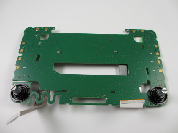 Frontplatine Displayboard Bedienteil für VW RNS510 SW10109