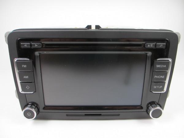 VW RCD510 CD Radio MP3 5K0035190